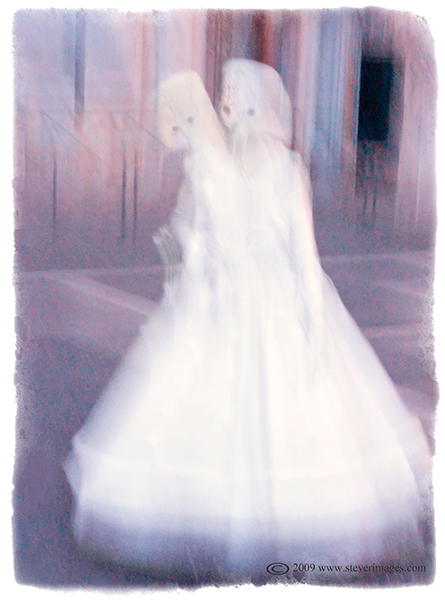 One of my more ghostly images. I think the background works quite well for this image.