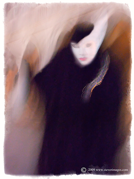 Phantom, Venice Carnival, photo
