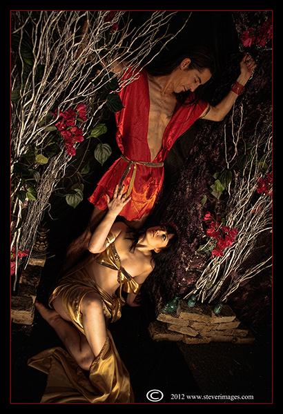 Samson and Delilah, photo