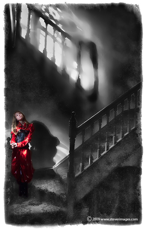 Another image from York Manor, here i manipulated the image extensively to convey a ghostly effect. I was also thinking about...