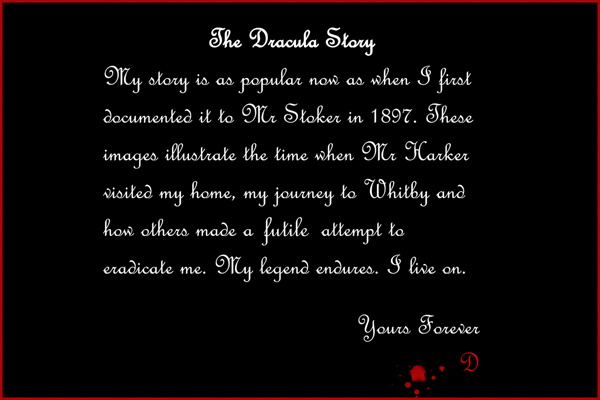 The Dracula story