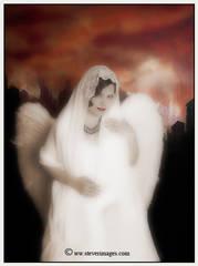 Angel, white angels