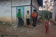Burmese people, local village Burma