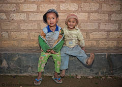 Village children 1