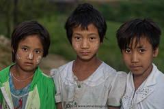 Village children 3