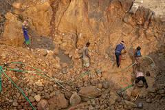 Stone quarry Bangladesh 2