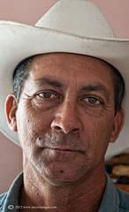 Cowboy, Portrait, Cuba