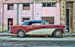 Car, Havana, Cuba