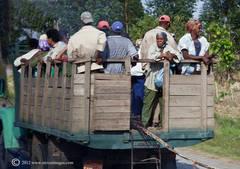 Transport, Cuba