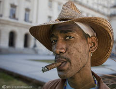 The Cigar Man