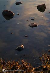 Sunset, Evening Light, Lindisfarne, Holy island