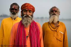 Portraits, Indian men, Sonepur Mela, India