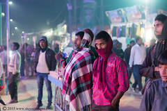 Sonepur Mela at night