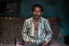 Portrait, Indian man