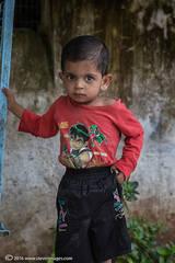 Portrait, Indian boy
