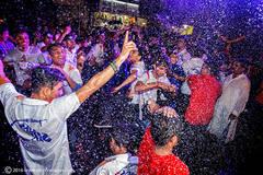 Night celebration, India