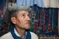 Character, Marrakech, Morocco