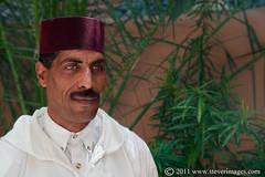 Man of Marrakech, Marrakech, Morocco