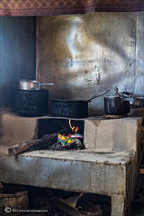Kitchen, Nepal