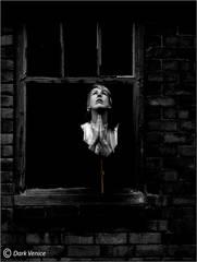 Nun, Prayer, cross, abandoned