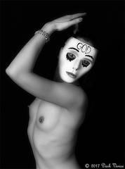 God, female nude