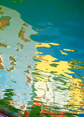 Venice, Water Reflections