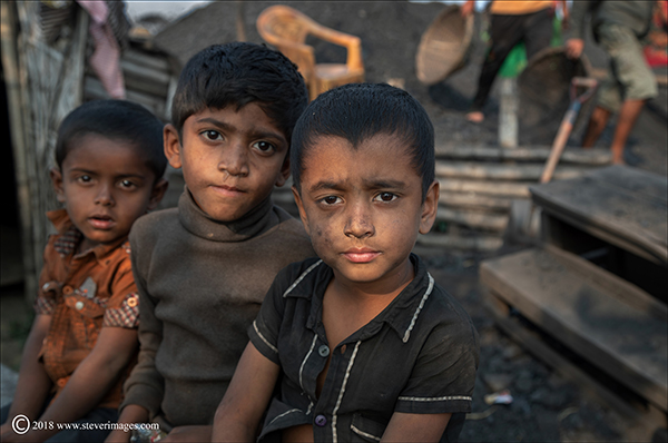 Children portrait, Bangladesh