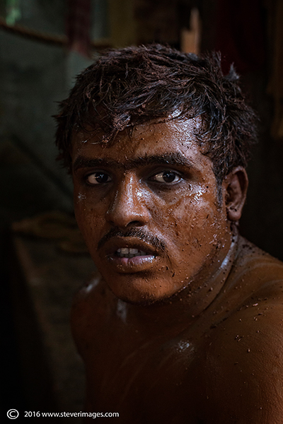 Wrestler, Gym, India
