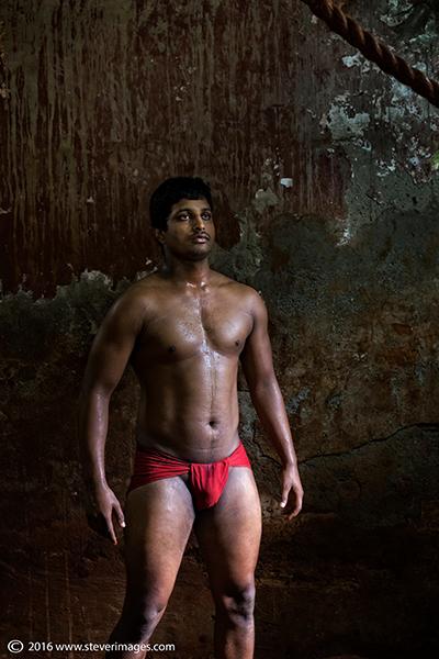 Wrestler, Gym , India