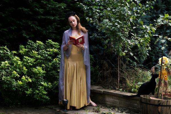 Garden, Natasha, spells , good spells book