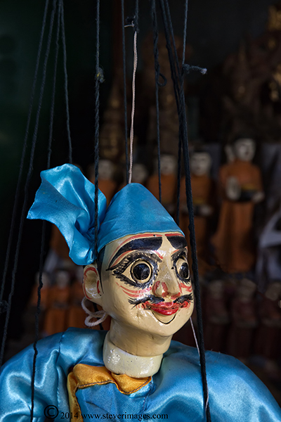 Puppet, Market, photo
