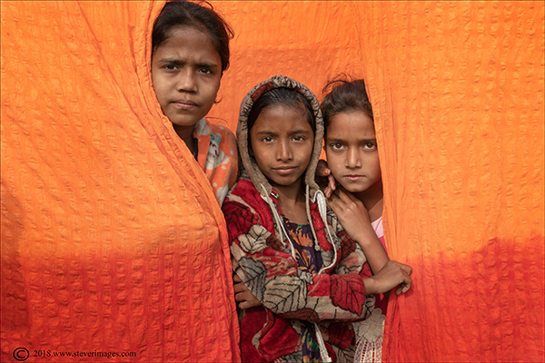 children portrait, Bangladesh , photo