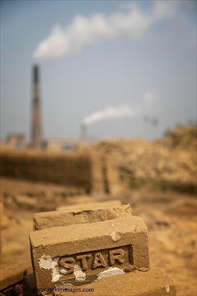 Brick Factory, Bangladesh, photo