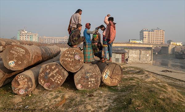 People meeting, Bangladesh, photo