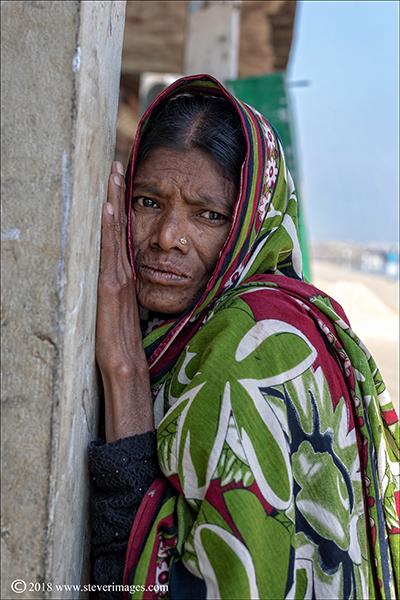 Female portrait, Bangladesh, photo
