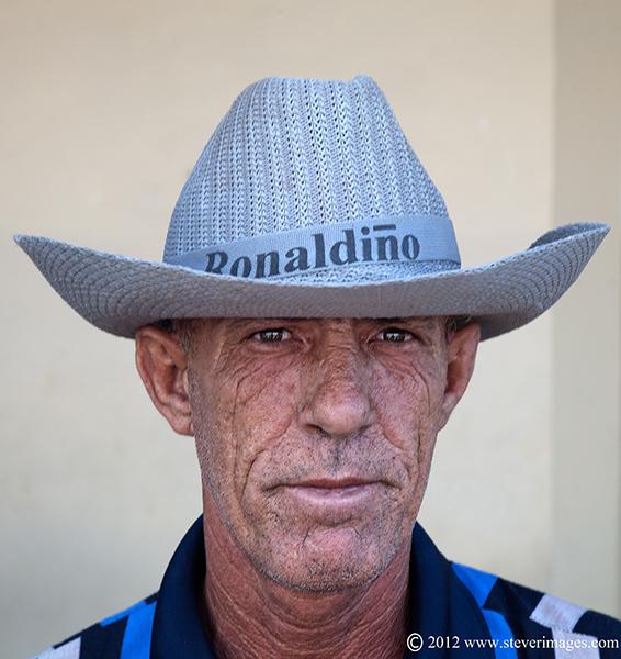 Portrait, Cuba