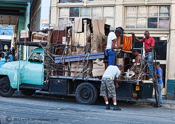 Transport, Cuba, photo