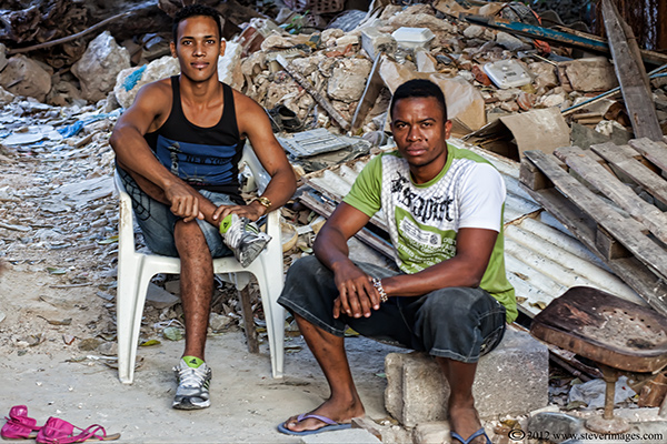 Portraits, Havana, Cuba, street life in Havana Cuba
