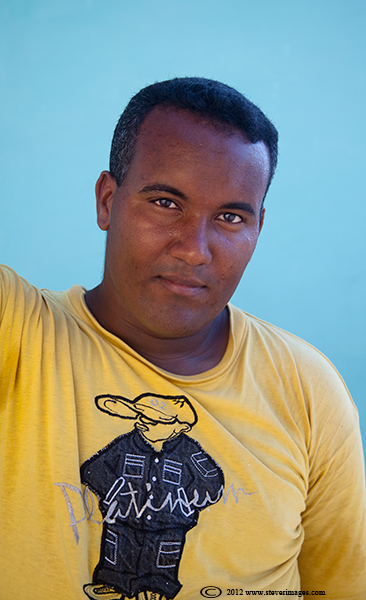 Trindad, Cuba, portrait, photo