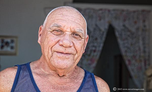 Portrait, Trinidad, Cuba