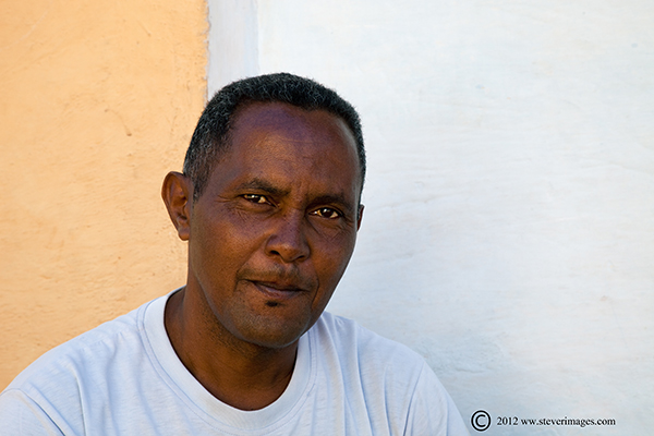 Portraits, Trinidad, Cuba, photo