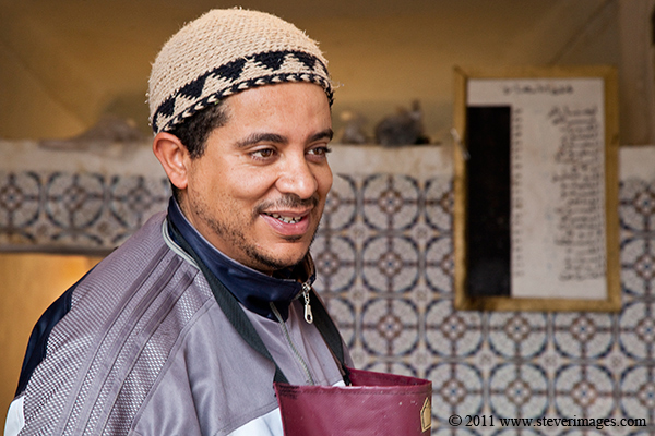 Fishman, Backstreets Marrakech