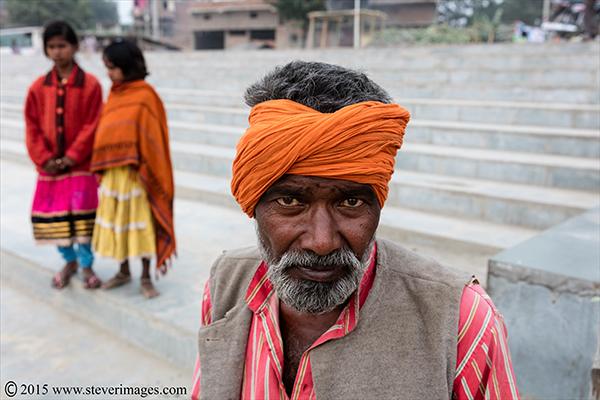 Portrait, Indian Man  , photo