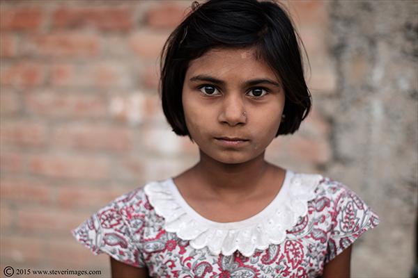 Child, Sonepur mela, India, photo