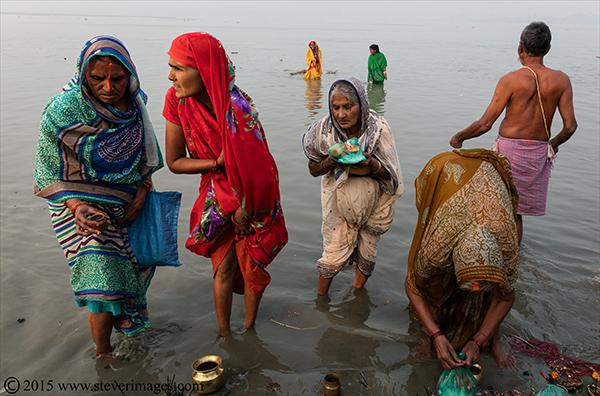 Ganges, Sonepur Mela, India, photo