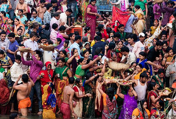 Water, Water Pilgrimage, festival, Varanasi, India, photo