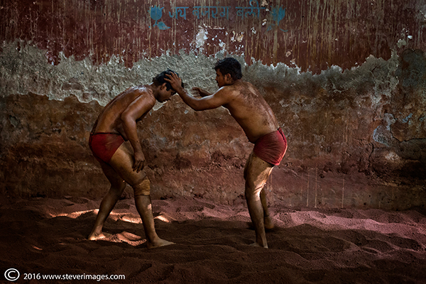 Wrestlers, Gym, India, photo