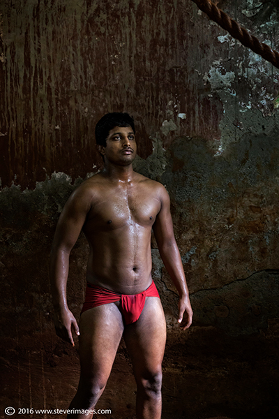 Wrestler, Gym , India, photo