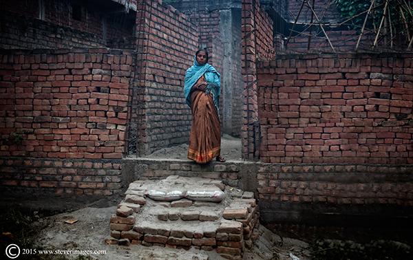 Street shot, Sonepur Mela, India, photo