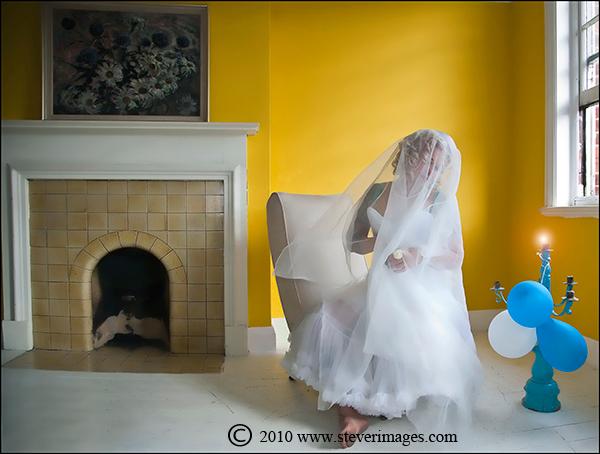 Jilted Bride, Bride, Wedding Dress